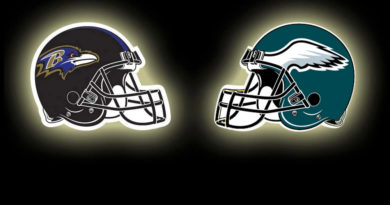 matchup: Ravens vs. Eagles