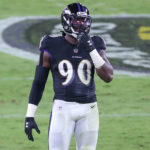 Ravens OLB Pernell McPhee Added To Reserve/COVID-19 List; Steelers Game Still On
