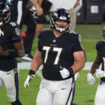 For Ravens LG Bradley Bozeman And Wife Nikki, Watching Game Film Is Family Activity