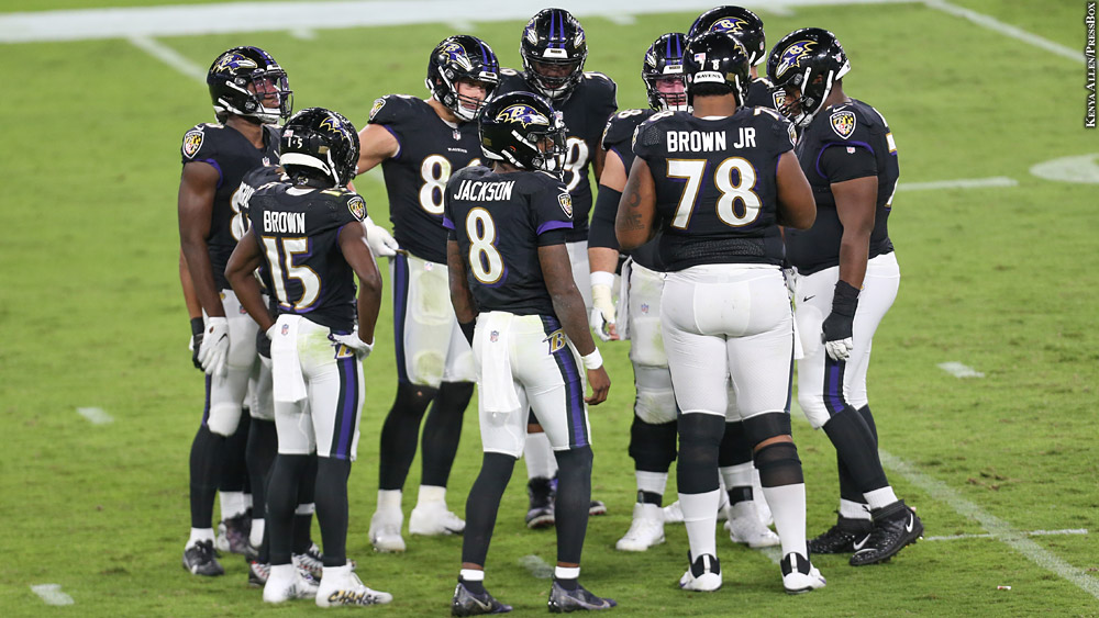 Michael Campanaro Not Surprised By Ravens' Offensive Production ...