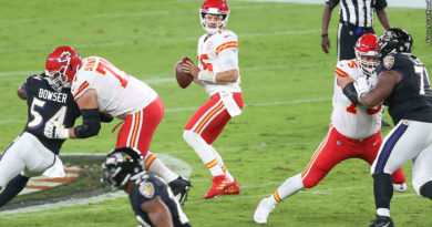 Ravens vs. Chiefs