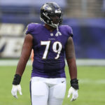 Ravens LT Ronnie Stanley Listed As Questionable For Chiefs Game With Ankle Injury