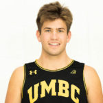 For Sam Grace, UMBC Men's Basketball The Perfect Fit After Trying Football