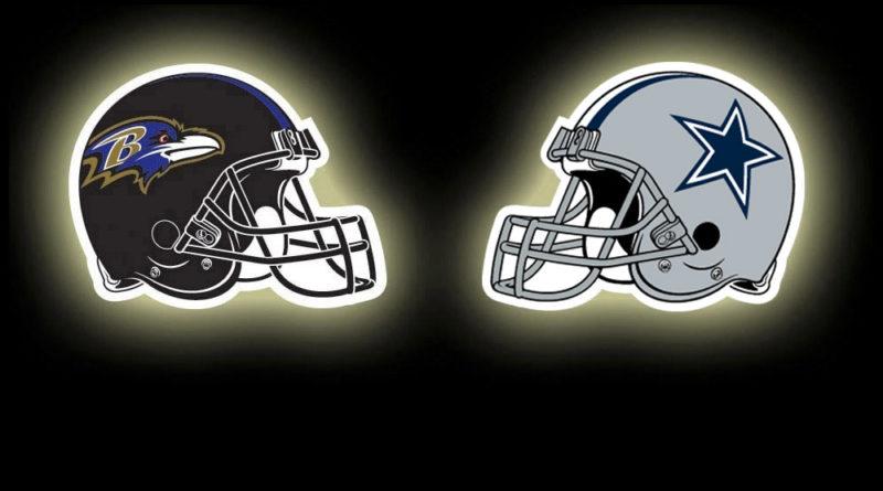 ravens vs. cowboys