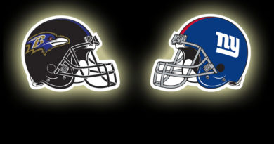 ravens vs. giants
