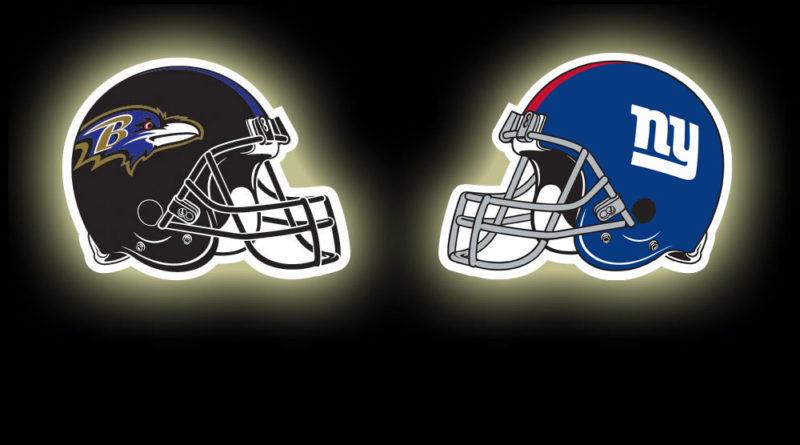ravens vs. giants