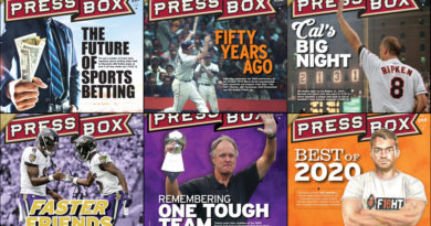 PressBox 2020 Covers
