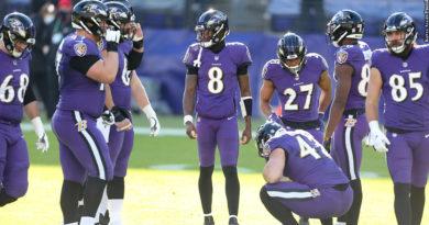 Ravens offense