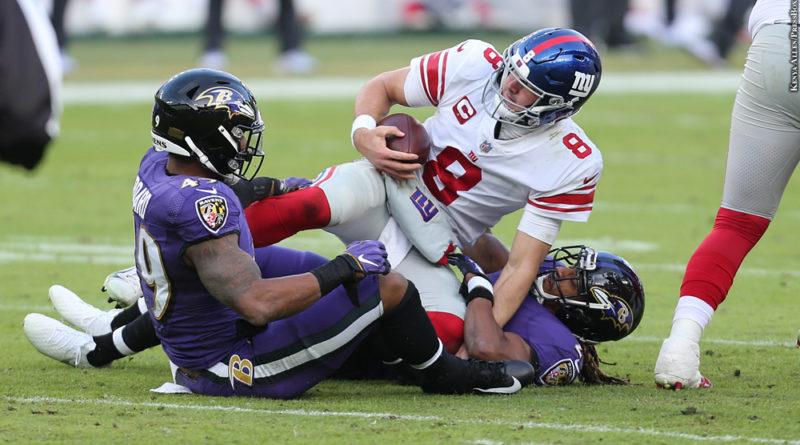 Ravens sack