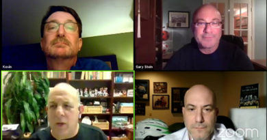 Dr. Kevin Crutchfield, Rob Stolker, Stan Charles, Gary Stein