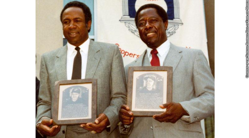 Frank Robinson, Hank Aaron