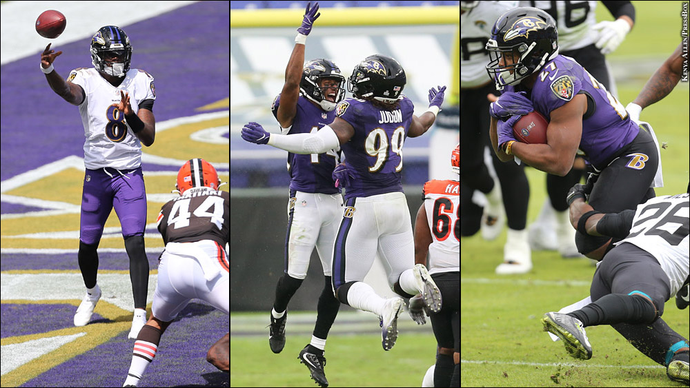 Ravens 2020: Regular Season Rewind