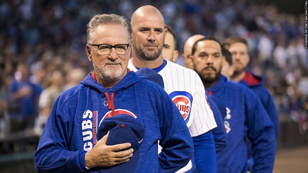 Joe Maddon, Brandon Hyde