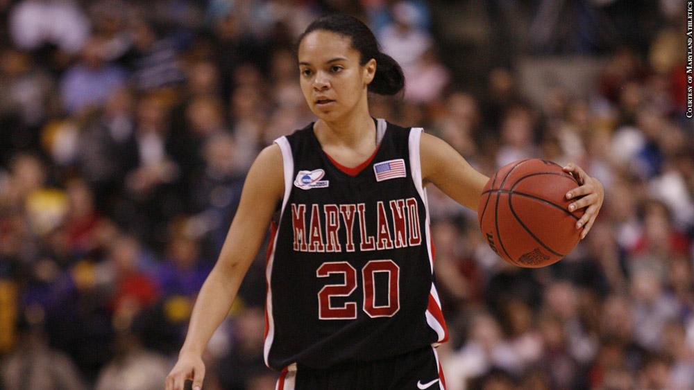 2006 Maryland Women's Basketball: Kristi Toliver