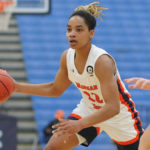 Dahnye Redd More Than A Band-Aid For Morgan State Women's Basketball