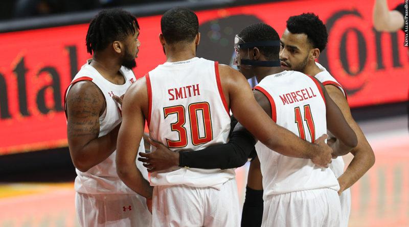 Maryland Terps Basketball