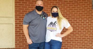 Bradley and Nikki Bozeman