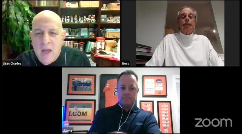 Jeff Lantz, Stan Charles, Ross Grimsley