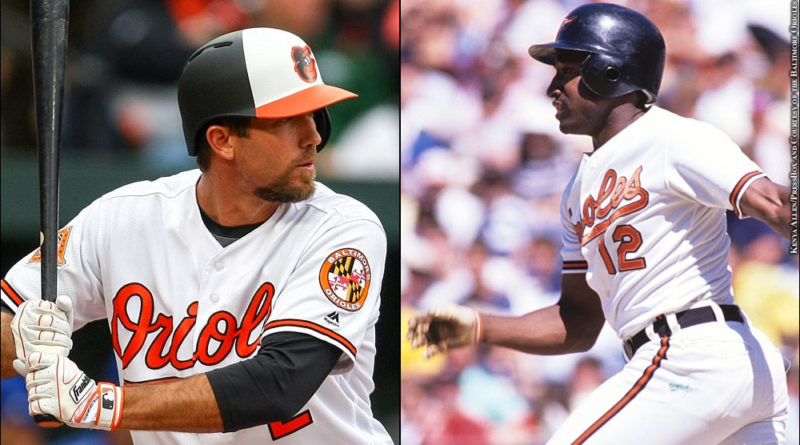 J.J. Hardy and Mike Devereaux