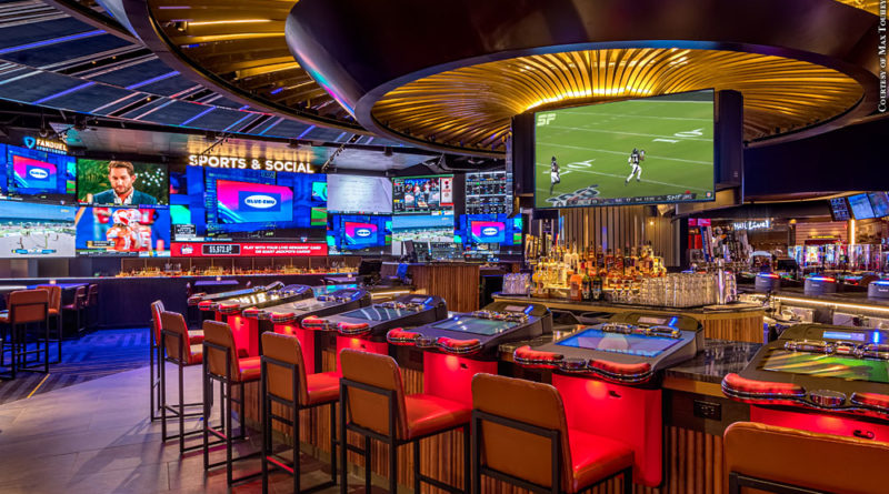 Sports & Social at Live! Casino & Hotel