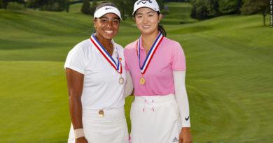 Bailey Davis and Rose Zhang