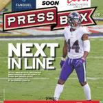 PressBox August/September 2021 cover