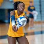 Miajavon 'Mimi' Coleman Leading Volleyball Revival At Coppin State