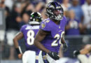 Ravens RB Latavius Murray Has 'Something To Prove' After Being Cut By Saints