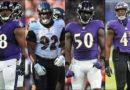Quartet Of Ravens Placed On COVID List, Leaving Defense Short-Handed Against Lions