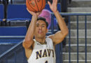 Q&A With Navy Men's Basketball's John Carter Jr.