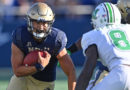 As He Tightens Grip On Starting Job, Navy QB Tai Lavatai Credits Mother For Success