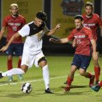 Taylor Calheira, Overtime Hero And Son Of Blast Legend, Shining For UMBC Men's Soccer